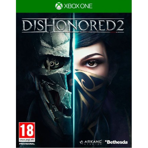 Dishonored 2 (Jauna)