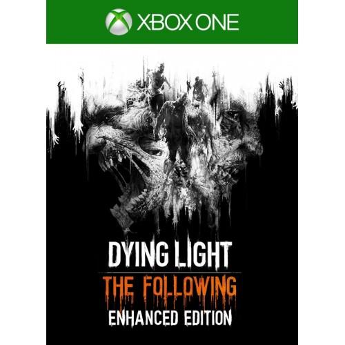 Dying Light The Following Enhanced Edition (Jauna)