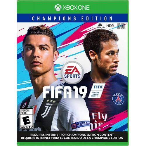 FIFA 19 Champions Edition (Jauna)