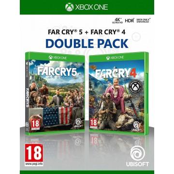Far Cry 5 un Far Cry 4 Dubult Paka (Lietota)