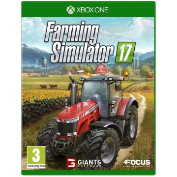 Farming Simulator 2017 (Lietots)