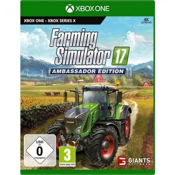 Farming Simulator 17 Ambassador Edition (Jauna)