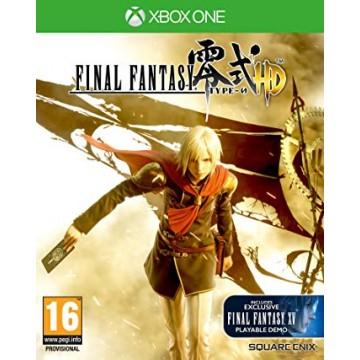 Final Fantasy Type 0 HD (Jauna)