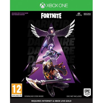 Fortnite Darkfire Bundle (Jauna)