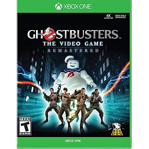 Ghostbusters The Video Game Remastered (Jauna)