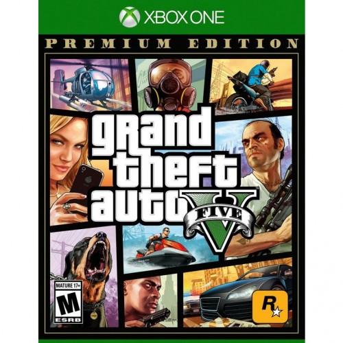 Grand Theft Auto 5 Premium Edition (Jauna)