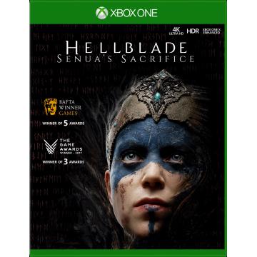 Hellblade Senua's Sacrifice (Jauna)