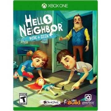 Hello Neighbor Hide and Seek (Jauna)