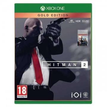 Hitman 2 Gold Edition (Jauna)