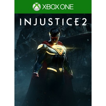 Injustice 2 (Jauna)