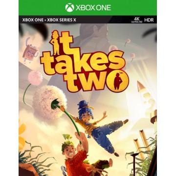 It Takes Two (Jauna)
