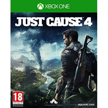 Just Cause 4 (Jauna)