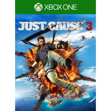 Just Cause 3 (Lietota)