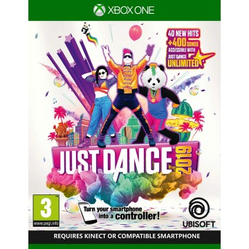 Just Dance 2019 (Jauna)