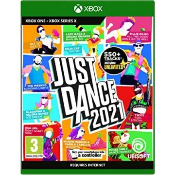 Just Dance 2021 (Jauna)