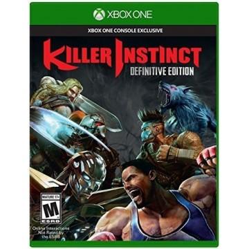 Killer Instinct Definitive Edition (Jauna)
