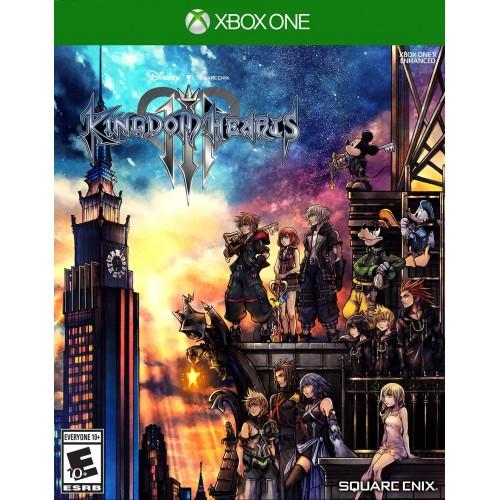Kingdom Hearts 3 (Jauna)