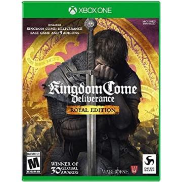 Kingdom Come Deliverance Royal Edition (Lietota)