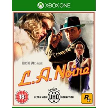 L.A. Noire Remastered (Jauna)