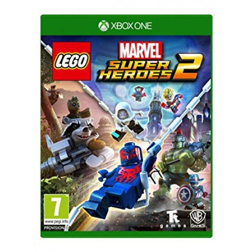 LEGO Marvel Super Heroes 2 (Jauna)