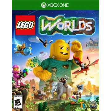 LEGO Worlds (Jauna)