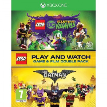 Lego DC Super Villains Dubult Paka (Jauna)