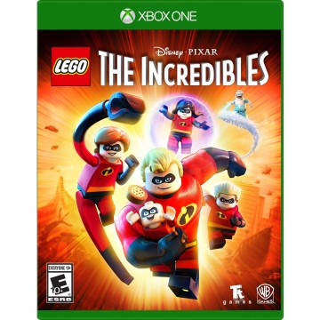 Lego The Incredibles (Jauna)