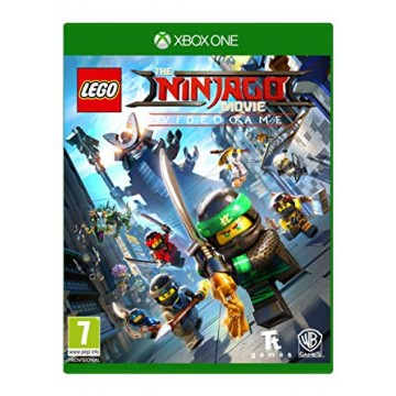 Lego The Ninjago Movie Videogame (Jauna)