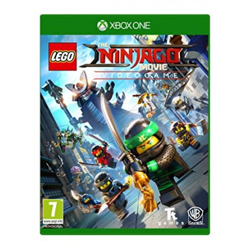 Lego The Ninjago Movie Videogame (Jauna)