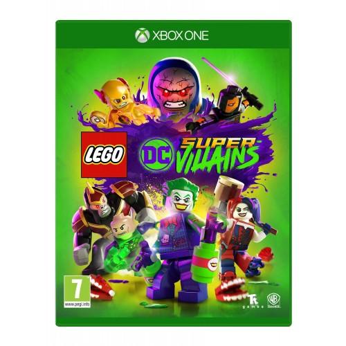 Lego DC Super Villains (Jauna)