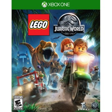 Lego Jurassic World (Jauna)
