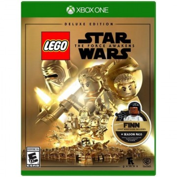 Lego Star Wars The Force Awakens Deluxe Edition (Jauna)