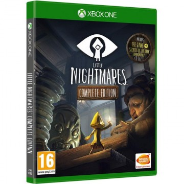Little Nightmares Complete Edition (Jauna)