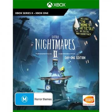 Little Nightmares 2 Day One Edition Xbox Series/Xbox One (Jauna)