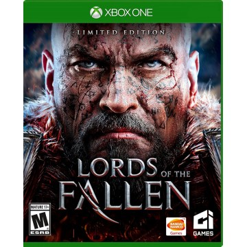 Lords of the Fallen Limited Edition (Jauna)
