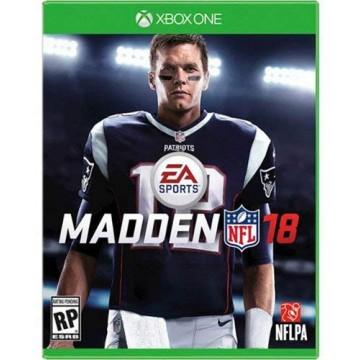 Madden NFL 18 (Jauna)