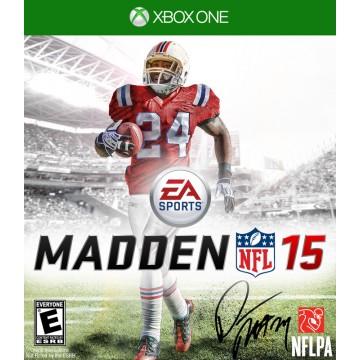 Madden NFL 15 (Jauna)