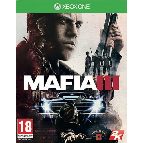 Mafia 3 (Lietota)
