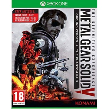 Metal Gear Solid 5 The Phantom Pain The Definitive Experience (Jauna)
