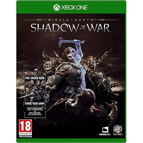Middle Earth 2 Shadow of War (Lietota)