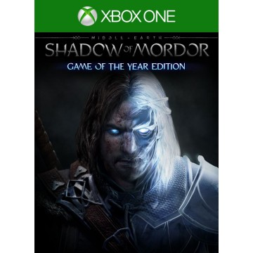 Middle Earth Shadow of Mordor Game of The Year Edition (Jauna)