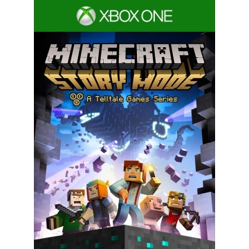 Minecraft Story Mode (Jauna)