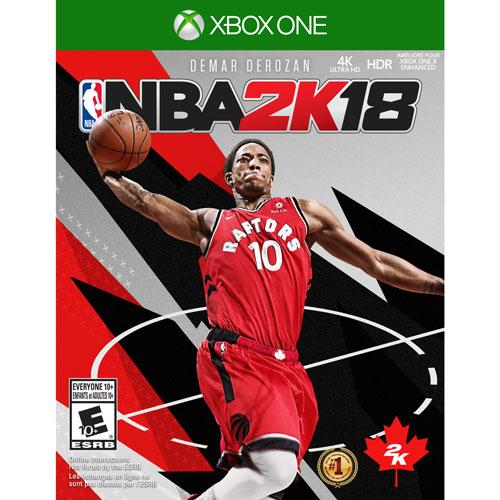 NBA 2K18 (Lietota)