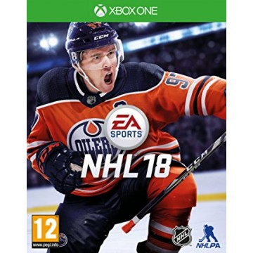 NHL 18 (Lietota)