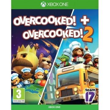 Overcooked Dubult Paka Overcooked+Overcooked 2 (Jauna)