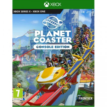 Planet Coaster Console Edition (Jauna)