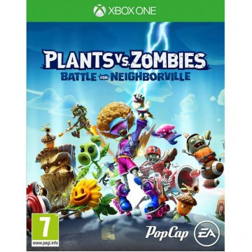 Plants vs Zombies Battle for Neighborville (Jauna)