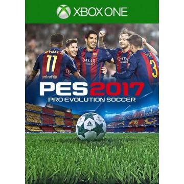 Pro Evolution Soccer 2017 (Lietota)
