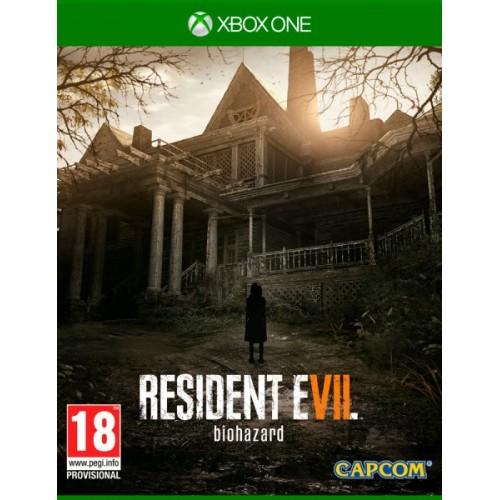 Resident Evil 7 Biohazard (Jauna)