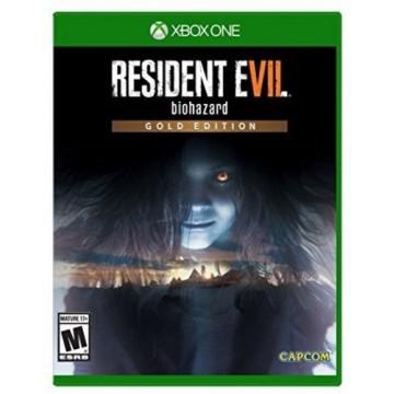Resident Evil 7 Biohazard Gold Edition (Jauna)
